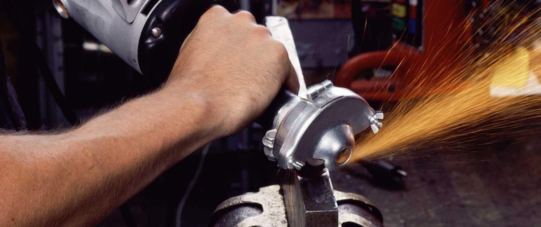 grinder machining